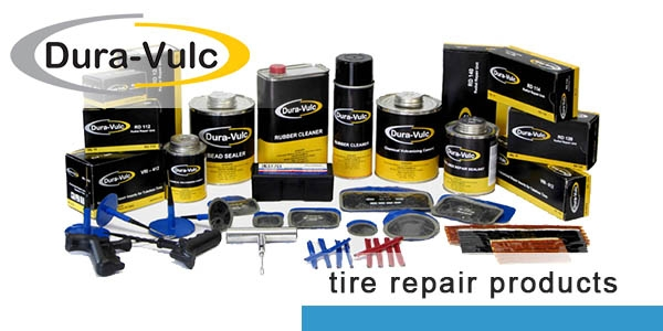 Dura-vulc Tire Repair Products
